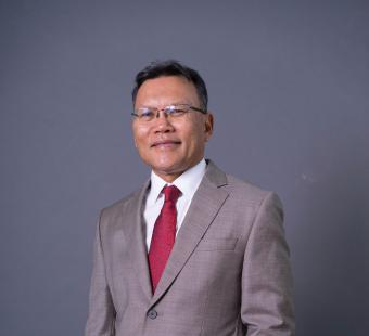 TRX City Chief Executive Officer, Dato' Azmar Talib